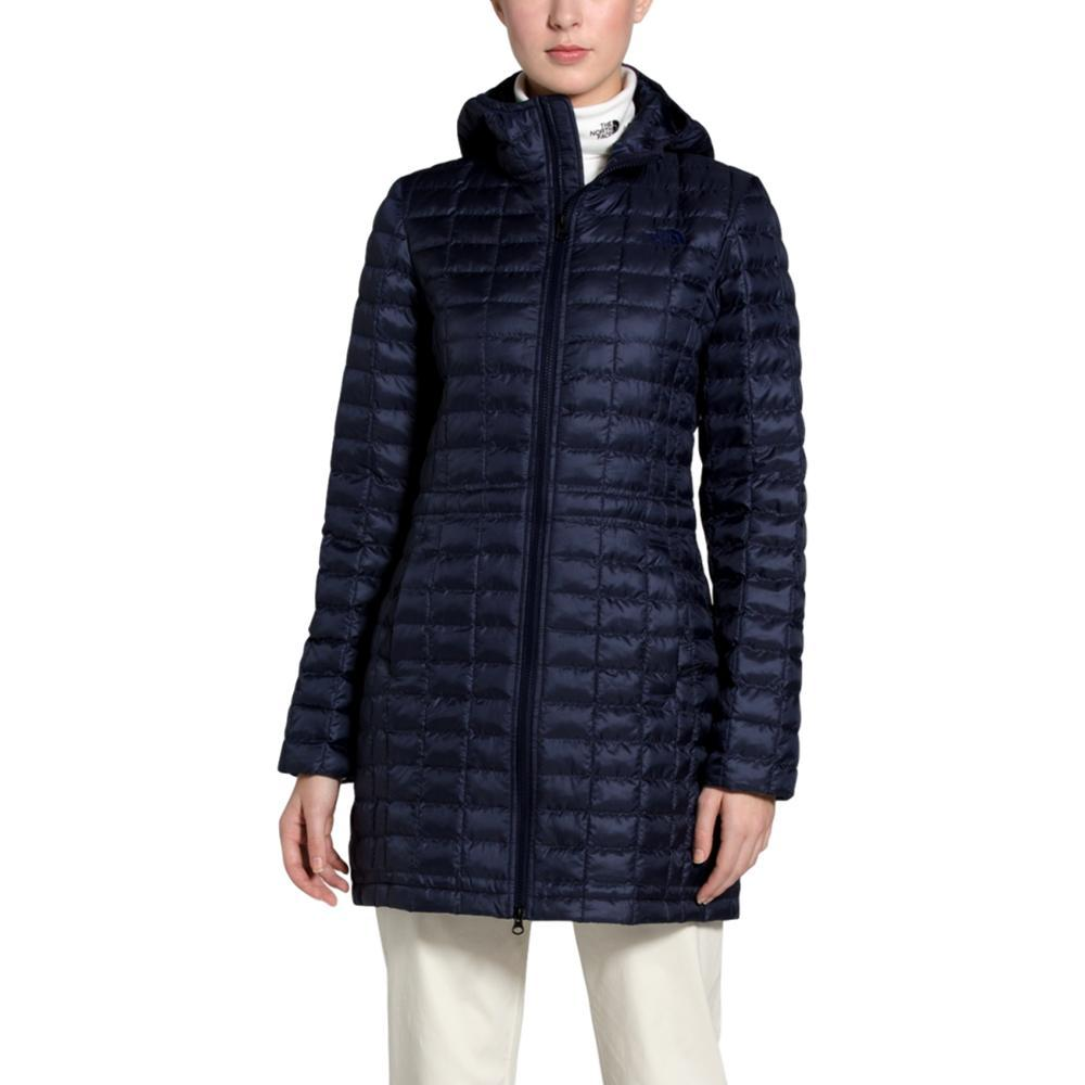 The North Face Women's ThermoBall Eco Parka NAVY_RG1
