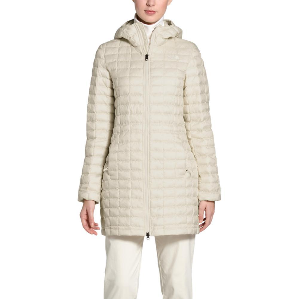 The North Face Women's ThermoBall Eco Parka WHITE_11P