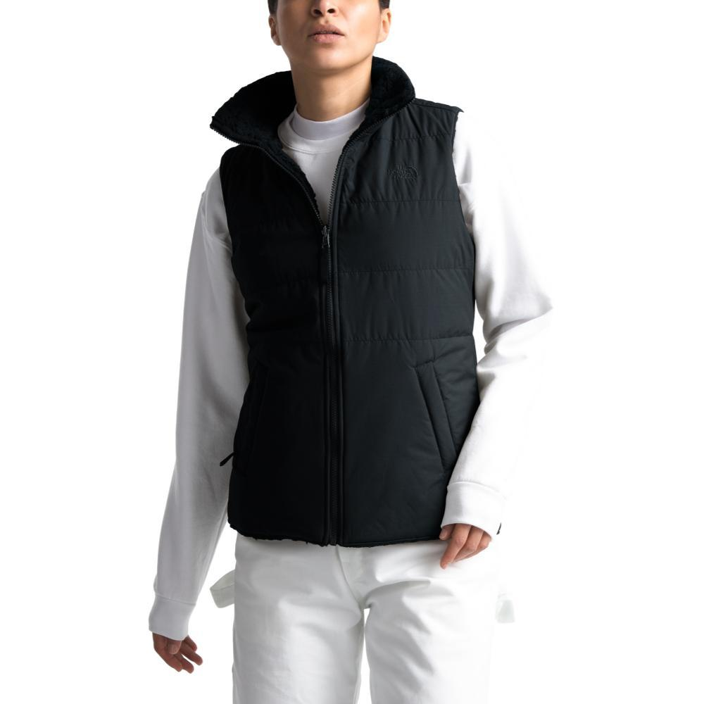 The North Face Women's Merriewood Reversible Vest BLACK_JK3