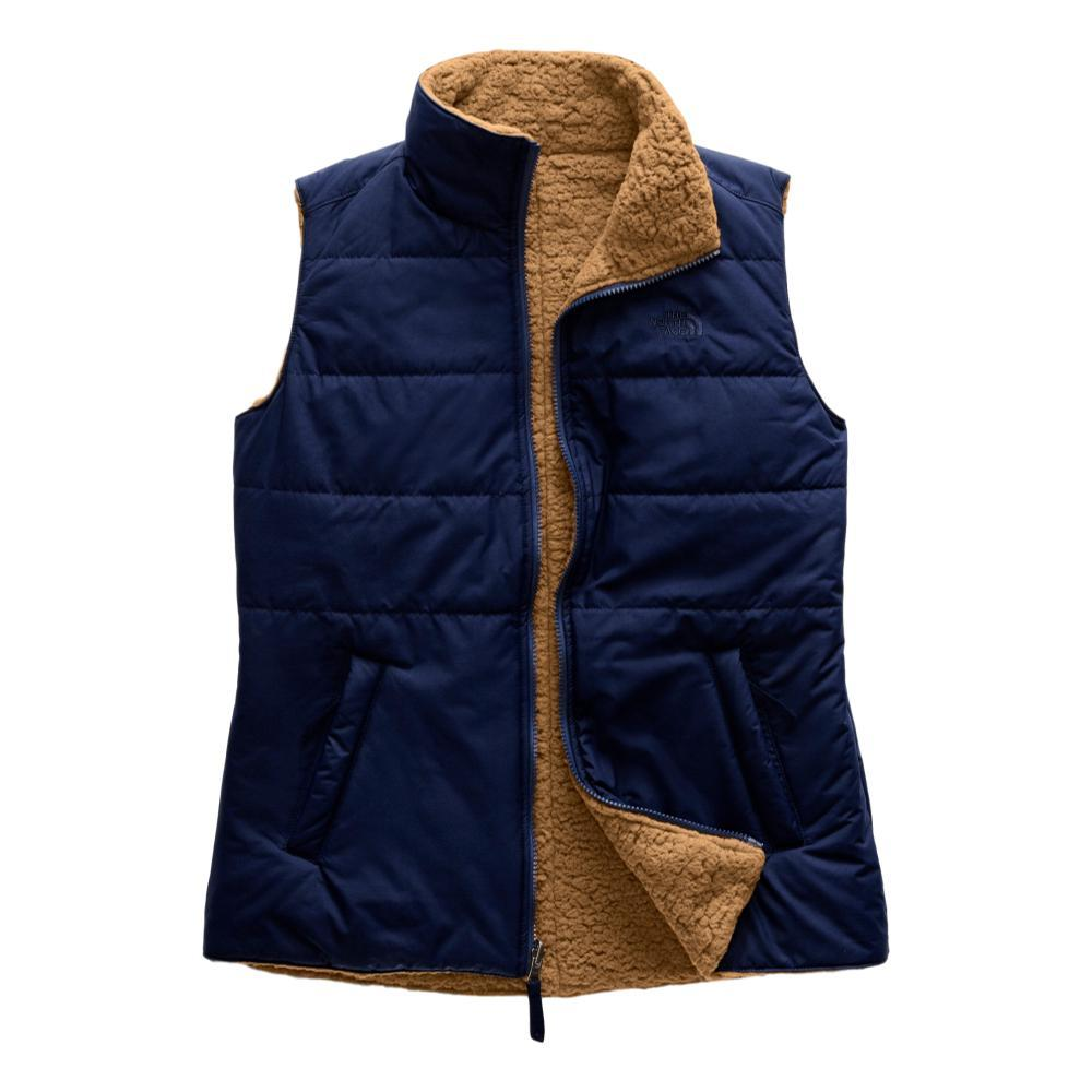 The North Face Women's Merriewood Reversible Vest BLUE_G4M