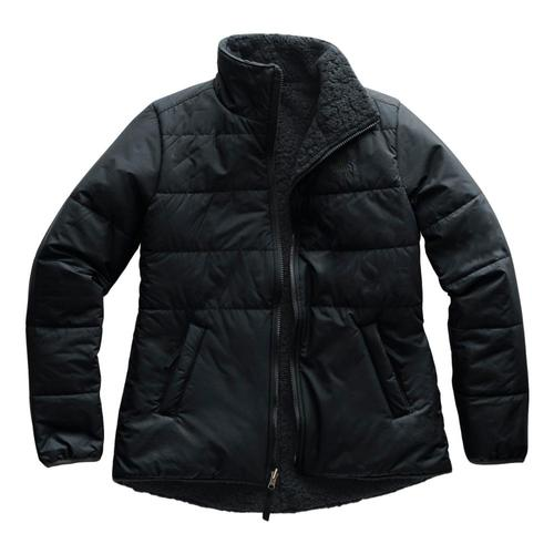 The North Face Women's Merriewood Reversible Jacket Black_jk3