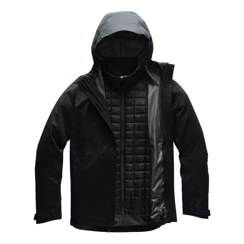 The North Face Women's ThermoBall Eco Triclimate Jacket BLACK_JK3