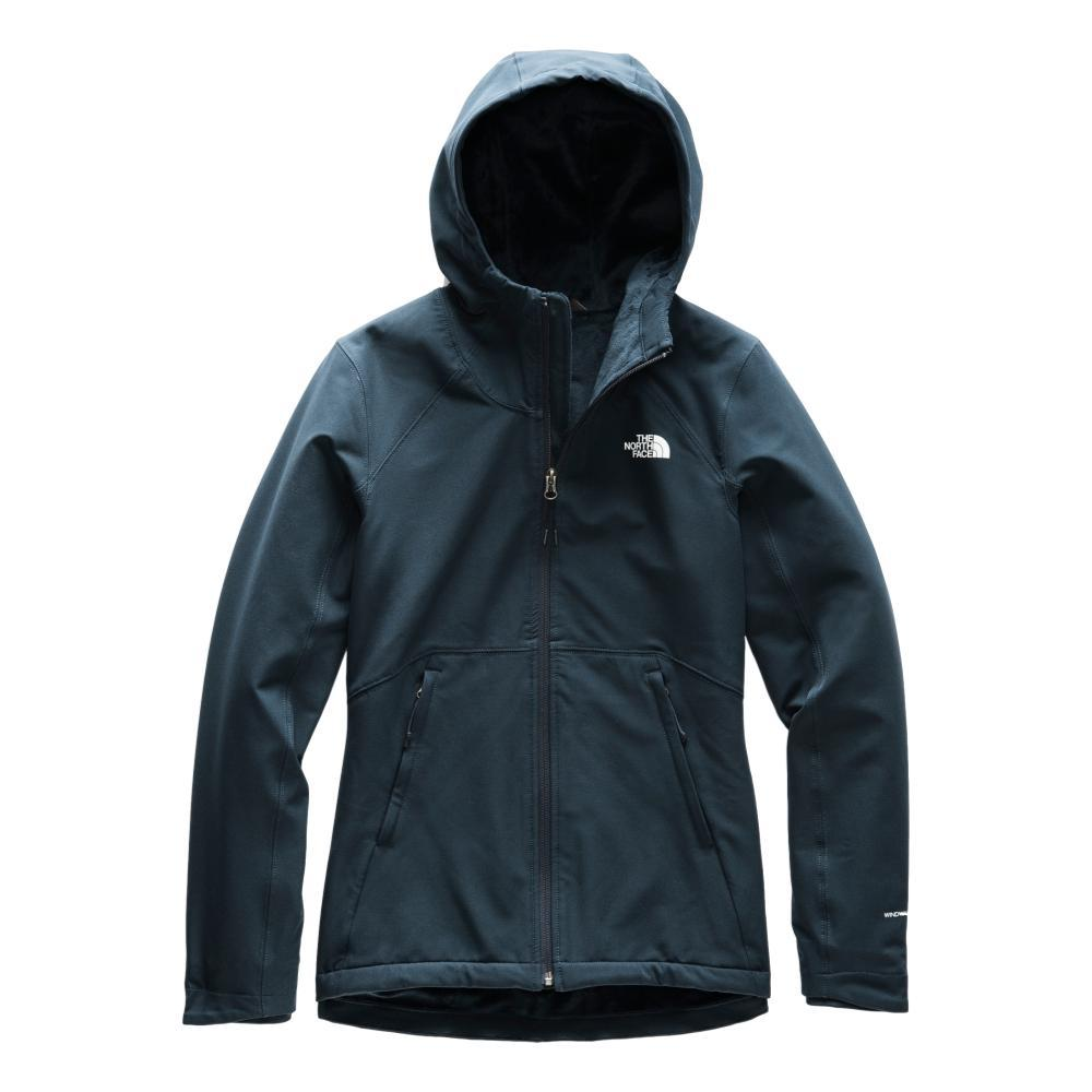 The North Face Women's Shelbe Raschel Hoodie NAVY_H2G