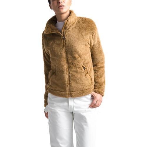 The North Face Women's Furry Fleece 2.0 Jacket Cedar_wxe