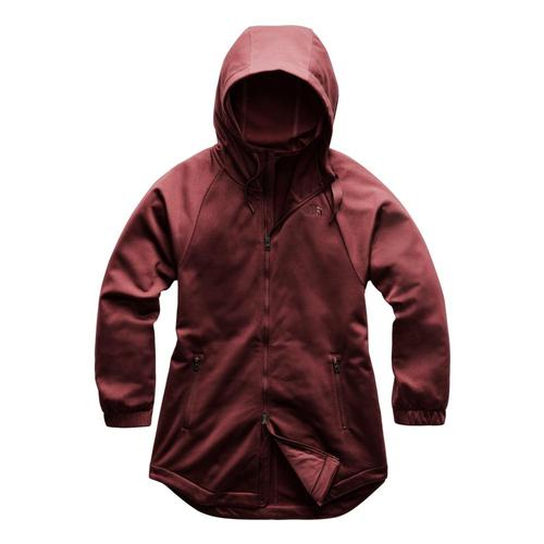 The North Face Women's Jazzer Full-Zip Hoodie Garnet_hbm