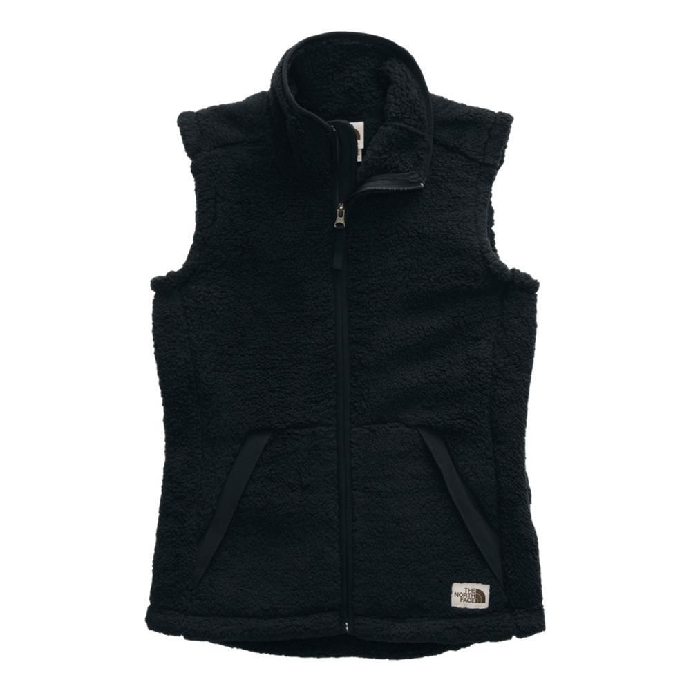 The North Face Women's Campshire Vest BLACK_JK3