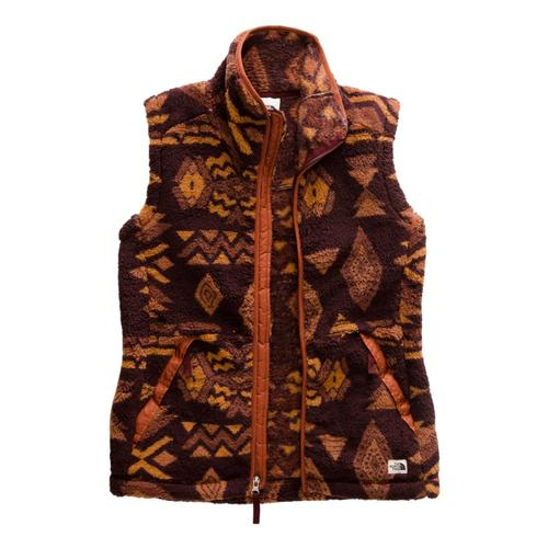 The North Face Women's Campshire Vest Garnetgeo_fs0