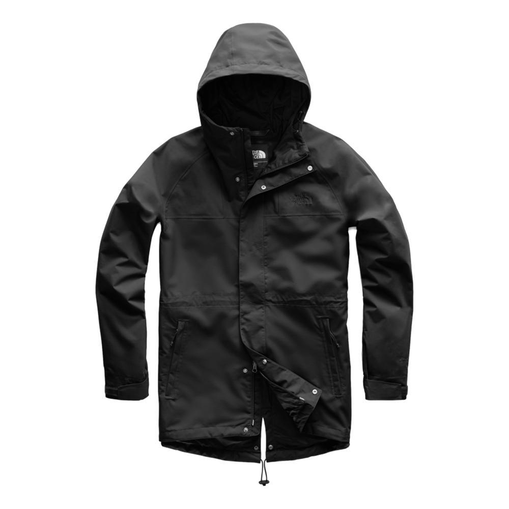 The North Face Men's City Breeze Rain Parka BLK_JK3
