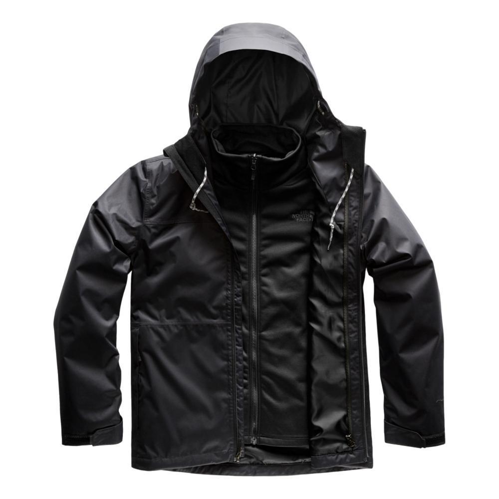The North Face Men's Arrowood Triclimate Jacket BLK_JK3
