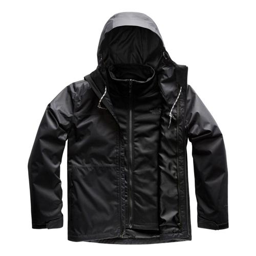 The North Face Men's Arrowood Triclimate Jacket Blk_jk3