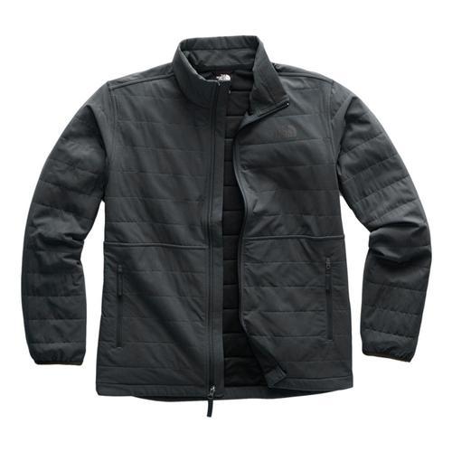 The North Face Men's Mountain Sweatshirt Full-Zip Jacket 3.0 Agrey_0c5