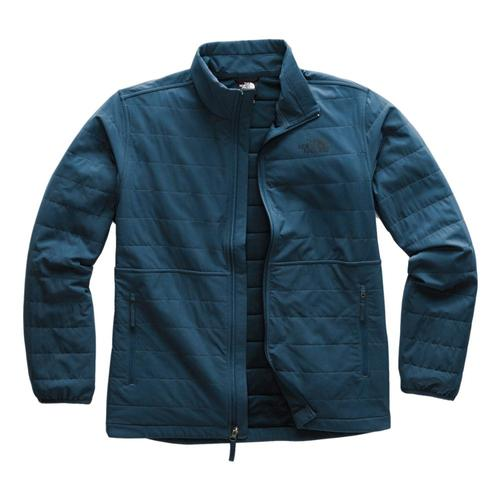 The North Face Men's Mountain Sweatshirt Full-Zip Jacket 3.0 Blueteal_n4l