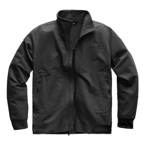 The North Face Men's Tekno Ridge Full Zip Jacket Agrey_0c5