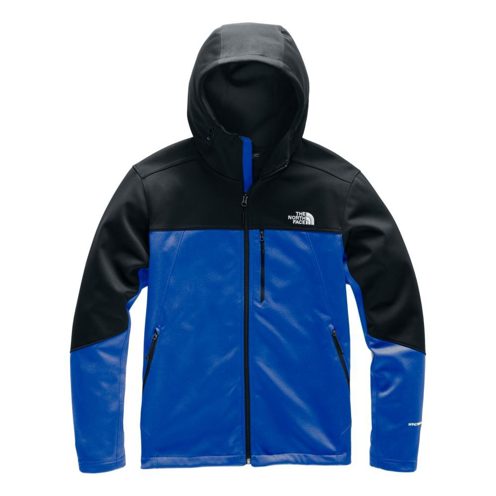 The North Face Men's Apex Canyonwall Hybrid Hoodie BLUEBLK_EF1