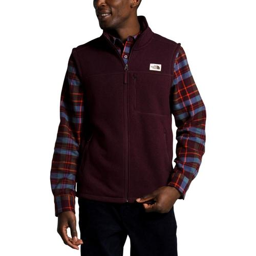 The North Face Men's Gordon Lyons Vest Brown_hgx