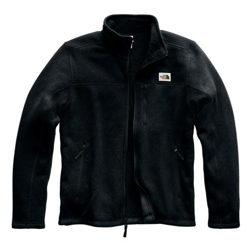 The North Face Men's Gordon Lyons Full Zip Jacket Blk_ks7