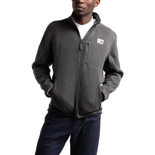 The North Face Men's Gordon Lyons Full Zip Jacket Dkgry_dyz