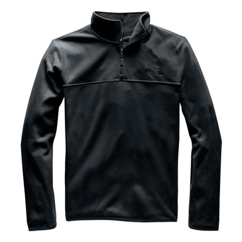 The North Face Men's TKA Glacier Full-Zip Jacket Blk_kx7