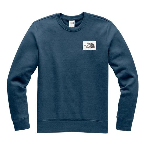 The North Face Men's Heritage Crew Sweatshirt Bluewing_1lg