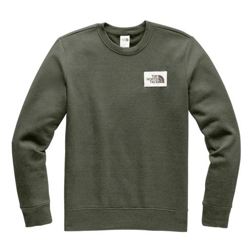The North Face Men's Heritage Crew Sweatshirt Taupegrn_7d0