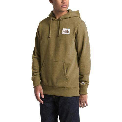 The North Face Men's Patch Pullover Hoodie Khakihtr_e1h