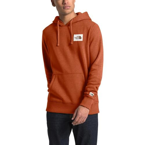 The North Face Men's Patch Pullover Hoodie Picante_blb
