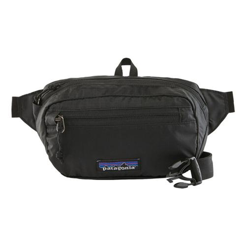 Patagonia Ultralight Black Hole Mini Hip Pack 1L Blk