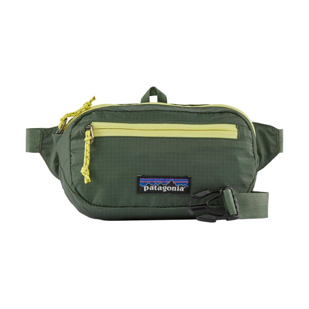 Patagonia Ultralight Black Hole Mini Hip Pack 1L GREEN_CMPG
