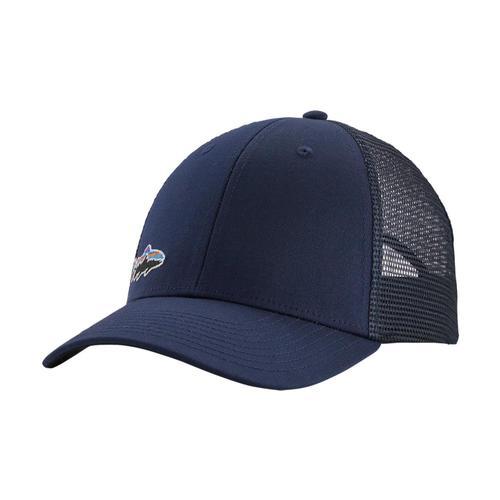 Patagonia Small Fitz Roy Fish LoPro Trucker Hat Cntt