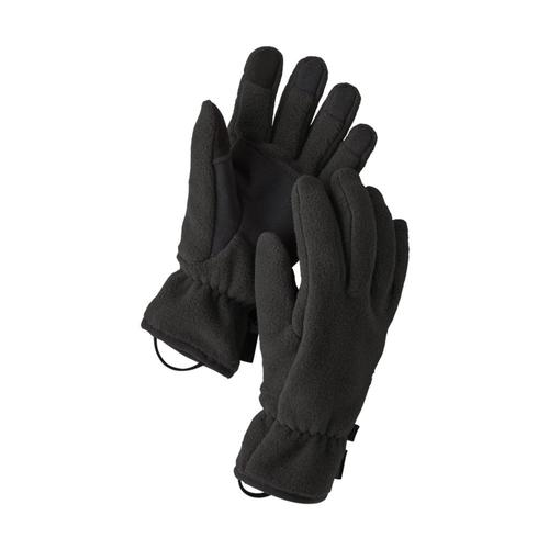 Patagonia Synchilla Fleece Gloves Black_blk
