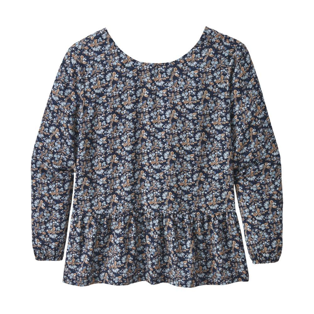 Patagonia Women's Shallow Moon Top NAVY_MCNN
