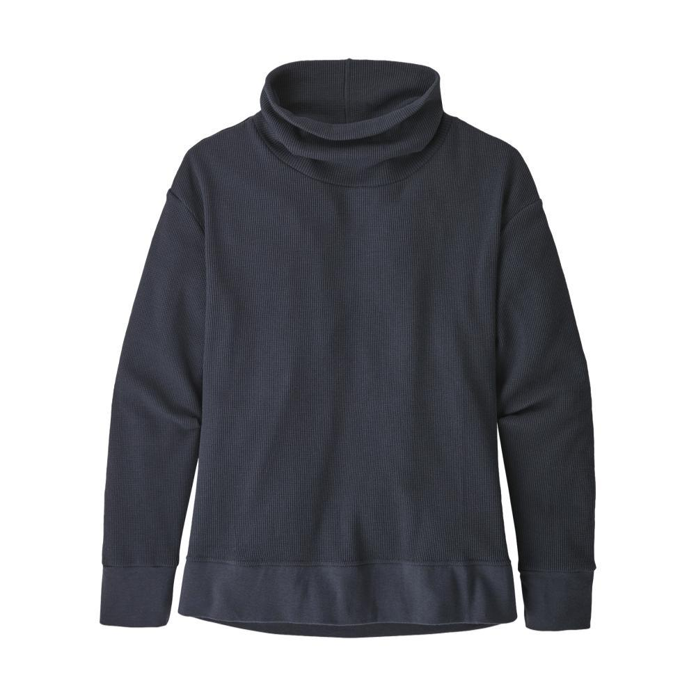 Patagonia Women's Waffle Pullover BLUE_SMDB