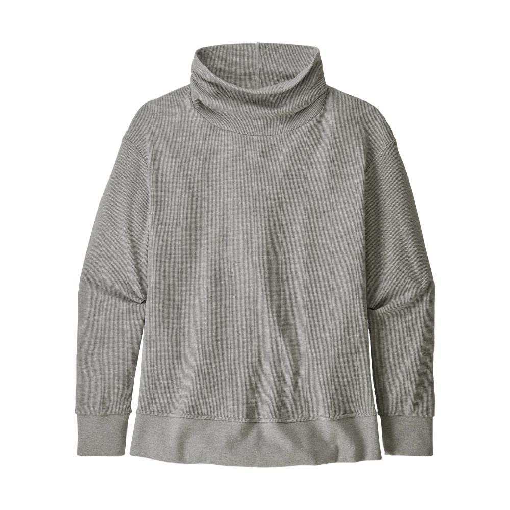 Patagonia Women's Waffle Pullover GREY_DFTG