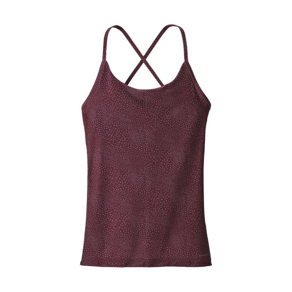 Patagonia Women's Cross Beta Tank Top BALSAMIC_MGLT