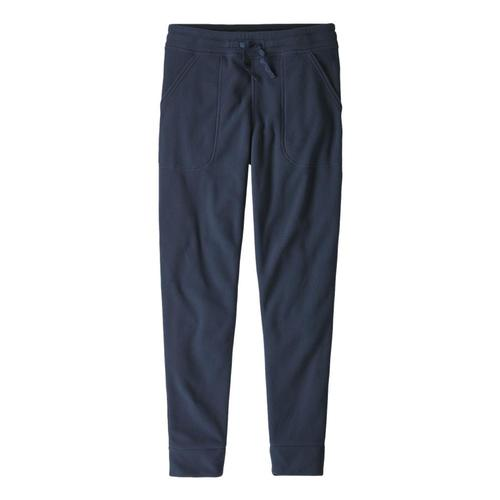 Patagonia Women's Snap-T Fleece Pants Navy_nena
