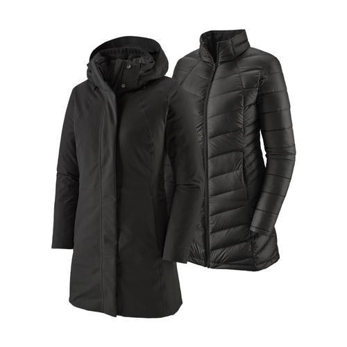 Patagonia Women's Tres 3-in-1 Parka Black_blk