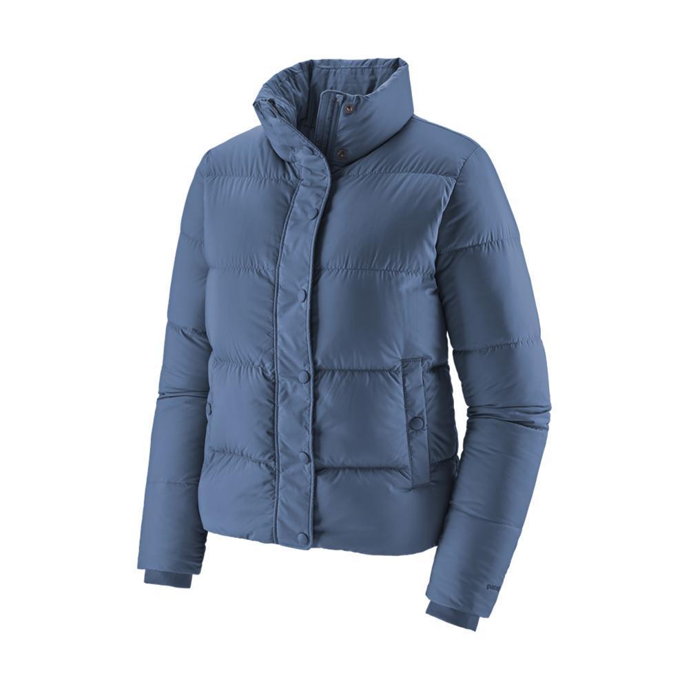 Patagonia Women's Silent Down Jacket BLUE_WOBL