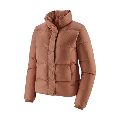 Patagonia Women's Silent Down Jacket Pink_cep