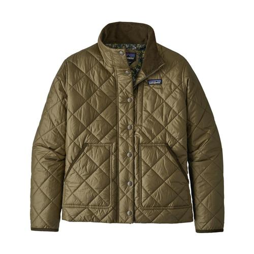 Patagonia Women's Back Pasture Jacket Khaki_ska