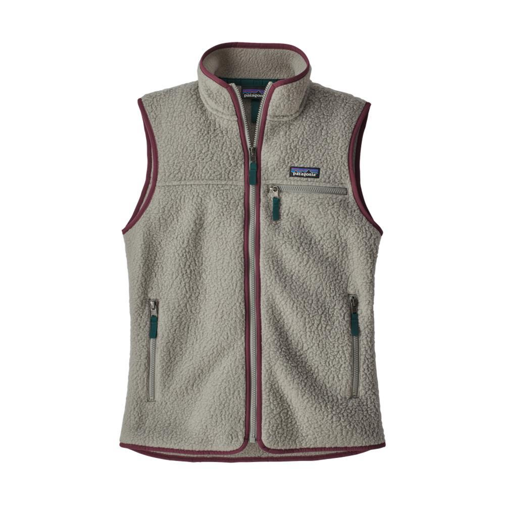 Patagonia Women's Retro Pile Vest GREY_FEA