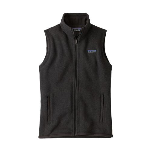 Patagonia Women's Better Sweater Vest Black_blk