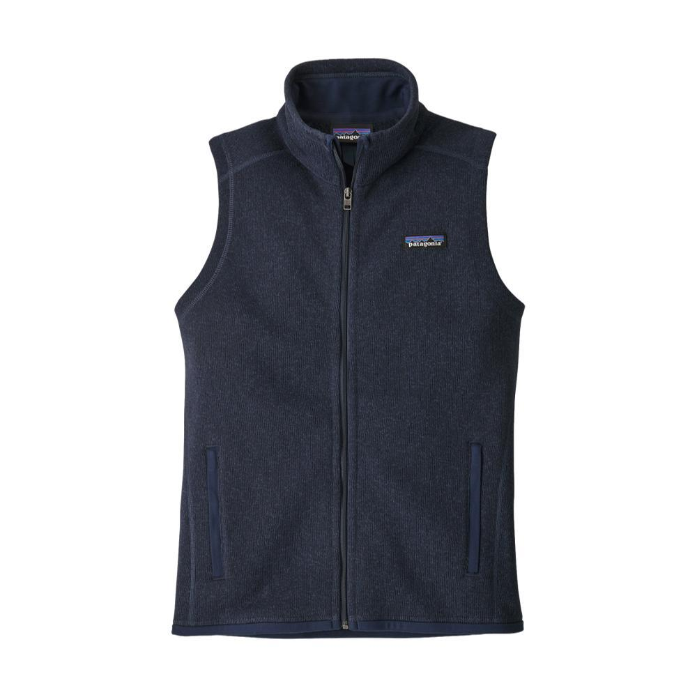 Patagonia Women's Better Sweater Vest NAVY_NENA
