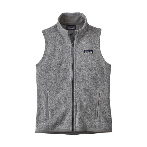 Patagonia Women's Better Sweater Vest White_bcw