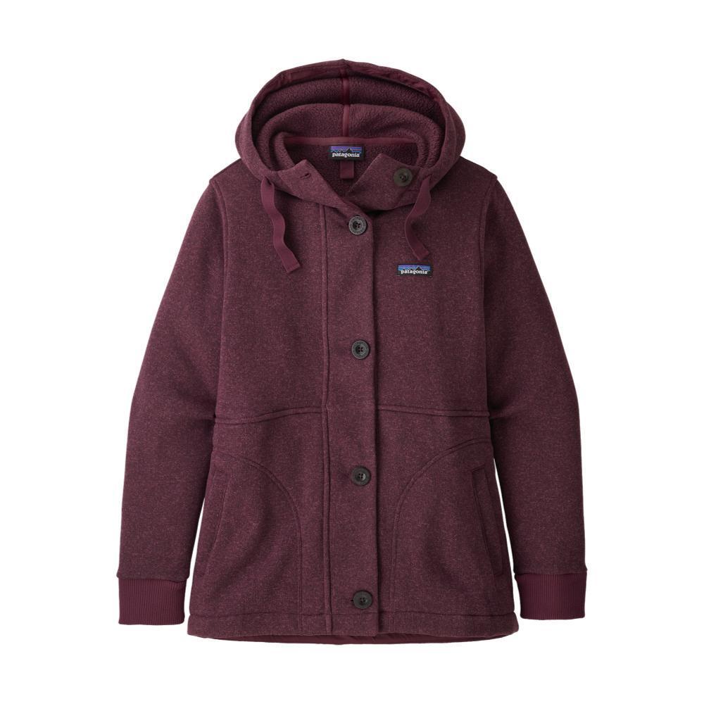 Patagonia Women's Better Sweater Coat BALSAMIC_LIT