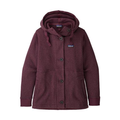 Patagonia Women's Better Sweater Coat Balsamic_lit