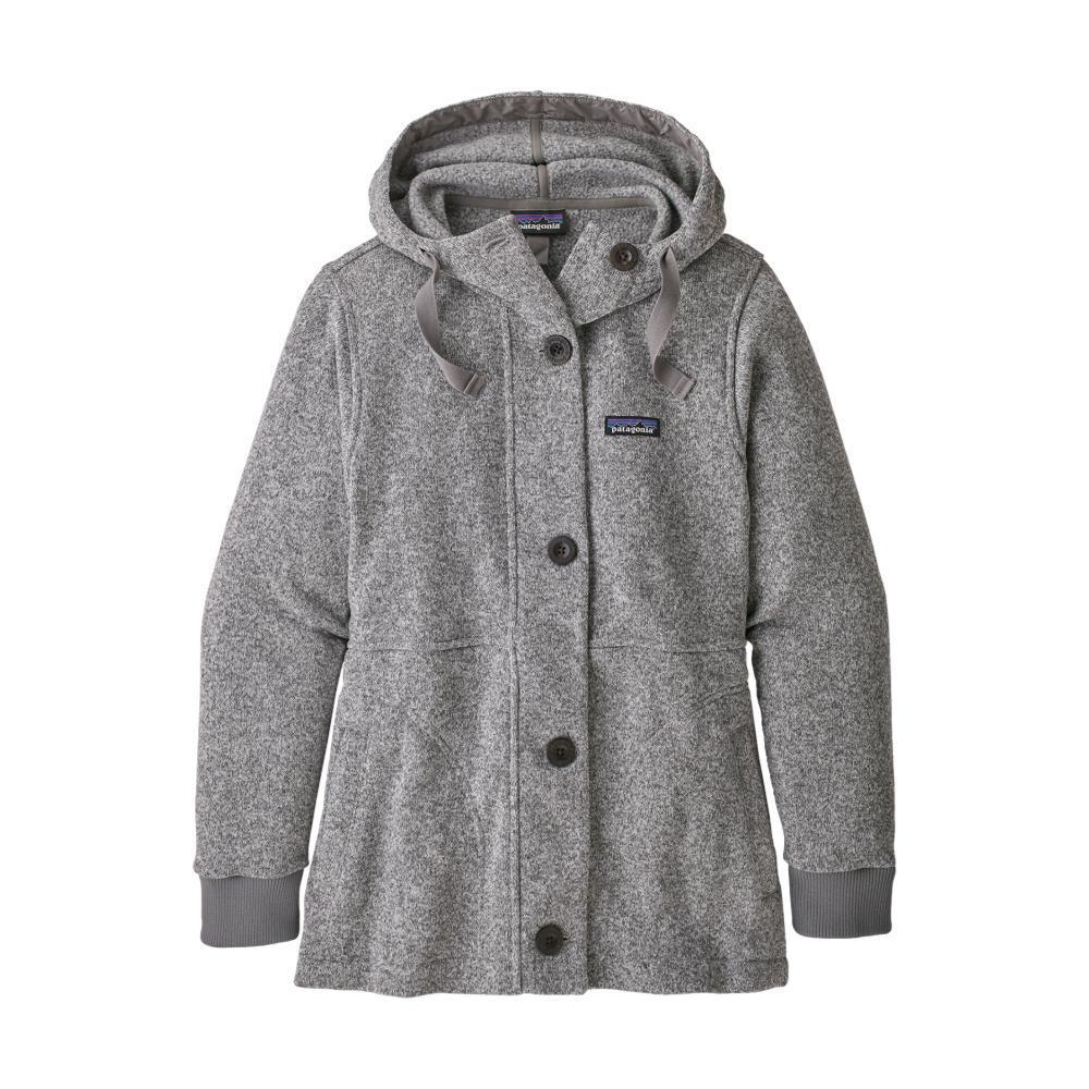 Patagonia Women's Better Sweater Coat WHITE_BCW
