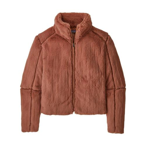 Patagonia Women's Lunar Frost Jacket Pink_cep