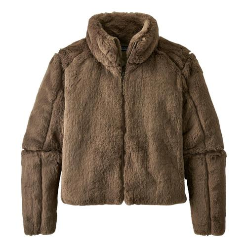 Patagonia Women's Lunar Frost Jacket Taupe_fryt