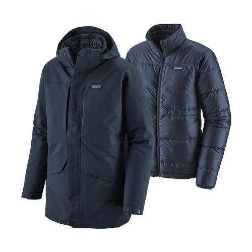 Patagonia Men's Tres 3-in-1 Parka Navy_nena
