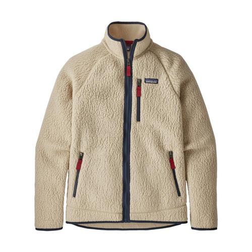 Patagonia Men's Retro Pile Jacket Khaki_elkh